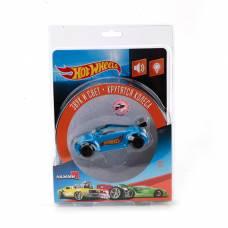 Машинка-болид Hot Wheels (cвет, звук)  Играем Вместе