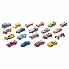 Набор из 20 машинок Hot Wheels, 1:64 Mattel