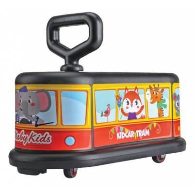 Каталка KidCar - Трамвай Moby Kids