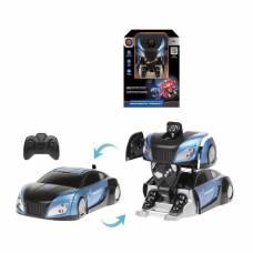 Антигравитационная машина-робот р/у, аккум., 3D передвижение: пол, стены, потолок, син. Пламенный мотор