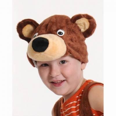 Детская карнавальная маска