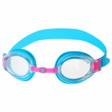 Очки для плавания детские Bubble, цвет голубой Mad Wave