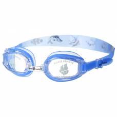Очки для плавания детские Coaster kids, цвет синий Mad Wave