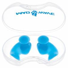 Беруши силиконовые ERGO EAR PLUG, Azure M0712 01 0 04W Mad Wave