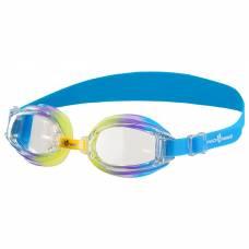 Очки для плавания детские Coaster kids, цвет синий-зелёный Mad Wave