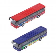 Инерционный автобус
