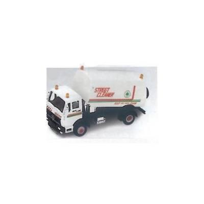 Игрушечный грузовик Street Cleaner, белый, 1:72 Welly