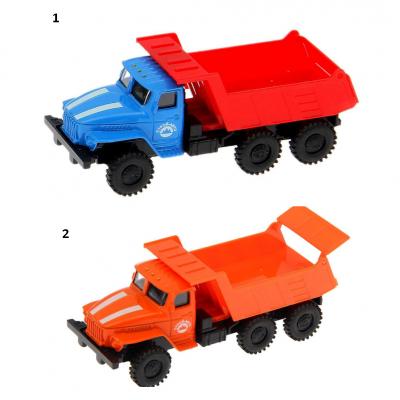 Инерционный грузовик