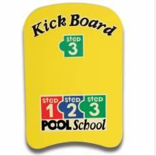 Доска для плавания Kickboard Intex