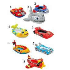 Надувной плотик Pool Cruisers Intex