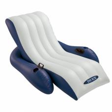 Матрас-кресло надувной Floating Recliner Lounge Intex