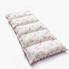 Матрасик с подушками «Единороги» двусторонний 70×190 см, бязь/спанбонд Крошка Я