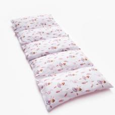 Матрасик с подушками «Гимнастика» двусторонний 70×190 см, бязь/спанбонд Крошка Я