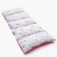 Матрасик с подушками «Милые принцессы» двусторонний 70×190 см, бязь/спанбонд Крошка Я