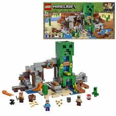 Конструктор LEGO Minecraft - Шахта крипера LEGO Minecraft