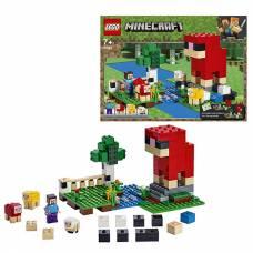 Конструктор LEGO Minecraft - Шерстяная ферма LEGO Minecraft