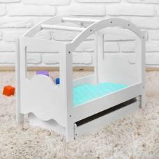 Кровать «Снежные паруса» Коняша (Авалон)