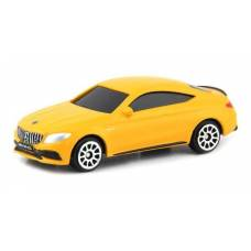 Машина металлическая RMZ City 1:64 Mercedes-Benz C63 S AMG Coupe 2019 RMZ City