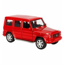 Масштабная модель автомобиля Mercedes-Benz G-Class, красный, 1:32 Welly