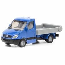 Коллекционная машинка-транспортер Mercedes-Benz Sprinter, синий Siku