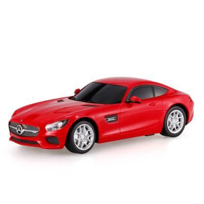 Машина р/у Mercedes AMG GT3 (на бат.), красная, 1:24 Rastar