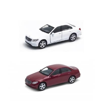 Коллекционная машина Mercedes-Benz E-Class, 1:38 Welly