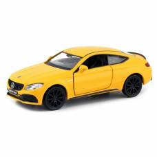 Машина металлическая RMZ City 1:32 Mercedes-Benz C63 S AMG Coupe 2019 RMZ City
