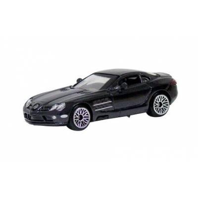 Коллекционная машинка Mercedes-Benz SLR, черная MotorMax