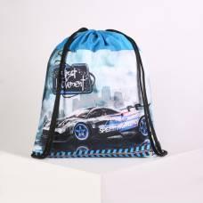 Мешок для обуви Оникс МО-27, 41*1*49, мал Auto URBAN, синий Оникс