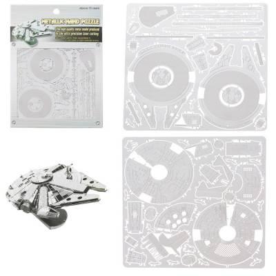3D пазл-конструктор из металла