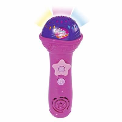 Игрушечный микрофон My Music World (свет), 20 см Simba