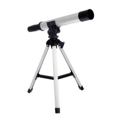 Астрономический телескоп «Мир вокруг» с регулируемым штативом, в пакете Sima-Land