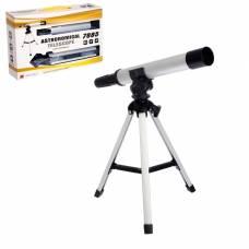 Астрономический телескоп «Мир вокруг» с регулируемым штативом Sima-Land