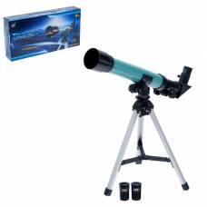 Игрушка детская телескоп «Юный астроном», с аксессуарами Sima-Land