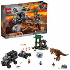 Конструктор LEGO Jurassic World - Побег в гиросфере от карнотавра LEGO Jurassic World