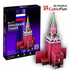 Архитектурный 3D-пазл