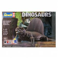 Модель для склеивания Dinosaurs - Диметродон, 1:13 Revell