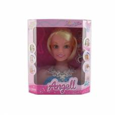Кукла-манекен для создания причесок Angell