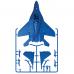 Сборная модель самолета