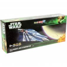 Сборная модель Star Wars - Звездный Истребитель Пло Куна, 1:39 Revell