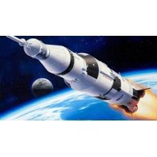 Ракета-носитель Saturn V Revell
