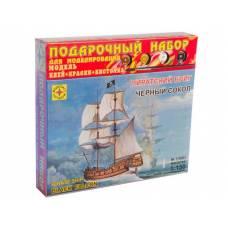 Подарочный набор со сборной моделью корабля