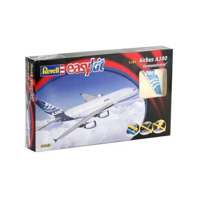 Пассажирский самолет Airbus A380 'Демонстрационный' 1:288 (сборка) Revell