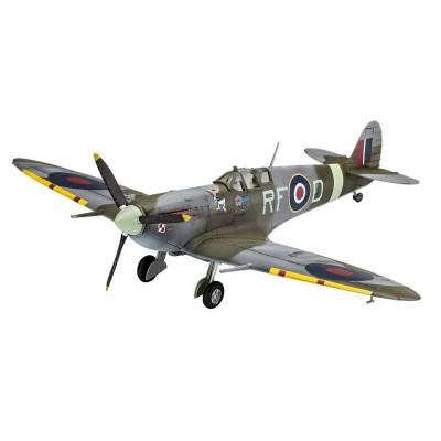 Сборная модель британского самолета