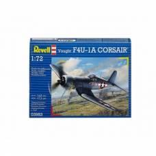 Модель истребителя F4U-1D Corsair, 1:72 Revell
