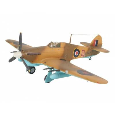 Подарочный набор со сборной моделью Hawker Hurricane Mk.II, 1:72 Revell