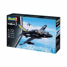 Сборная модель самолета Hawk T.1, 1:72 Revell