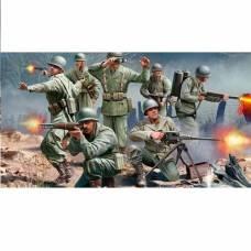Фигурки солдат американской пехоты, Вторая мировая война, 1:32 Revell