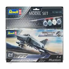 Набор со сборной моделью Revell 63651 Истребитель-перехватчик F-4 Phantom, 1:72 Revell