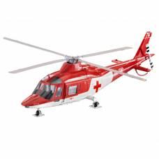 Подарочный набор со сборной моделью вертолета Agusta A-109 K2, 1:72 Revell